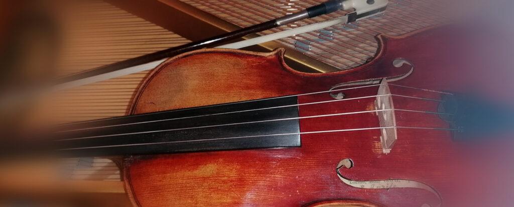 Geige Bratsche
